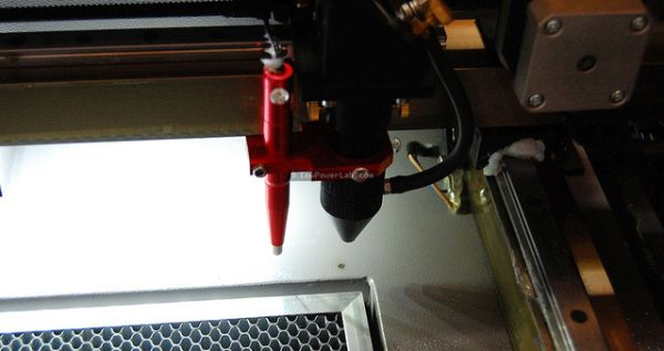 Importing a laser cutter from China