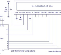 Interfacing LCD to Arduino uno