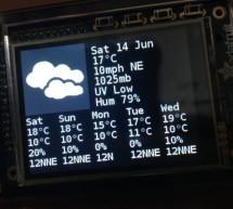 PiTFT Weather Station