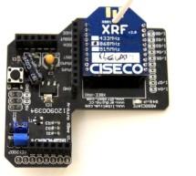 SRF Shield – Instant wireless networking for Arduino