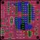 minDUINO v1.5, a small footprint, educational Arduino clone