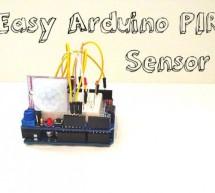Arduino PIR Motion Sensor