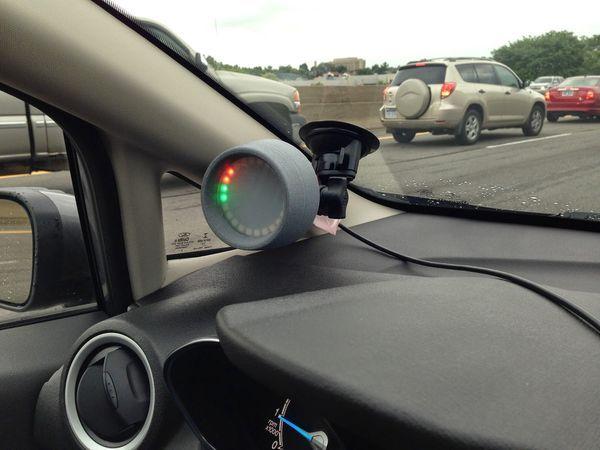 blueShift  An OpenXC LED Tachometer