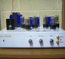 6v6 Stereo Amplifier