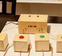 Arduino quiz show buzzer