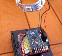 Candle with remote control and Arduino Pro Mini