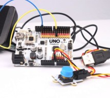 How to make a simple wav player by using Arduino