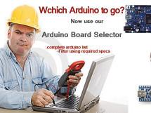 Arduino Boards Selector Tool