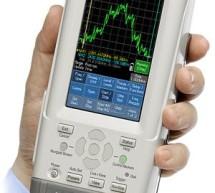 6 GHz spectrum analysis in your hand!