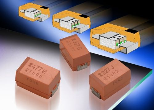 Advanced capacitors ensure long-term performance stability