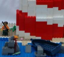 Arduino Controlled Lego Lighthouse