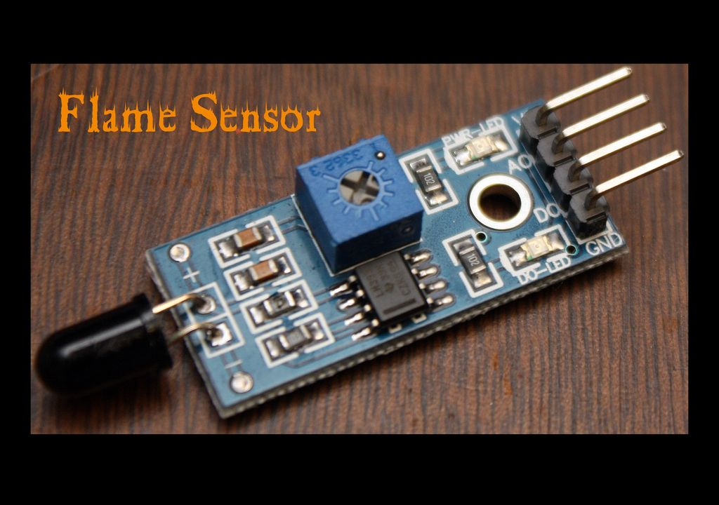 Arduino Modules Flame Sensor Use Arduino For Projects