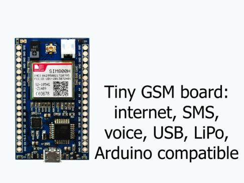 Arduino MicroLink