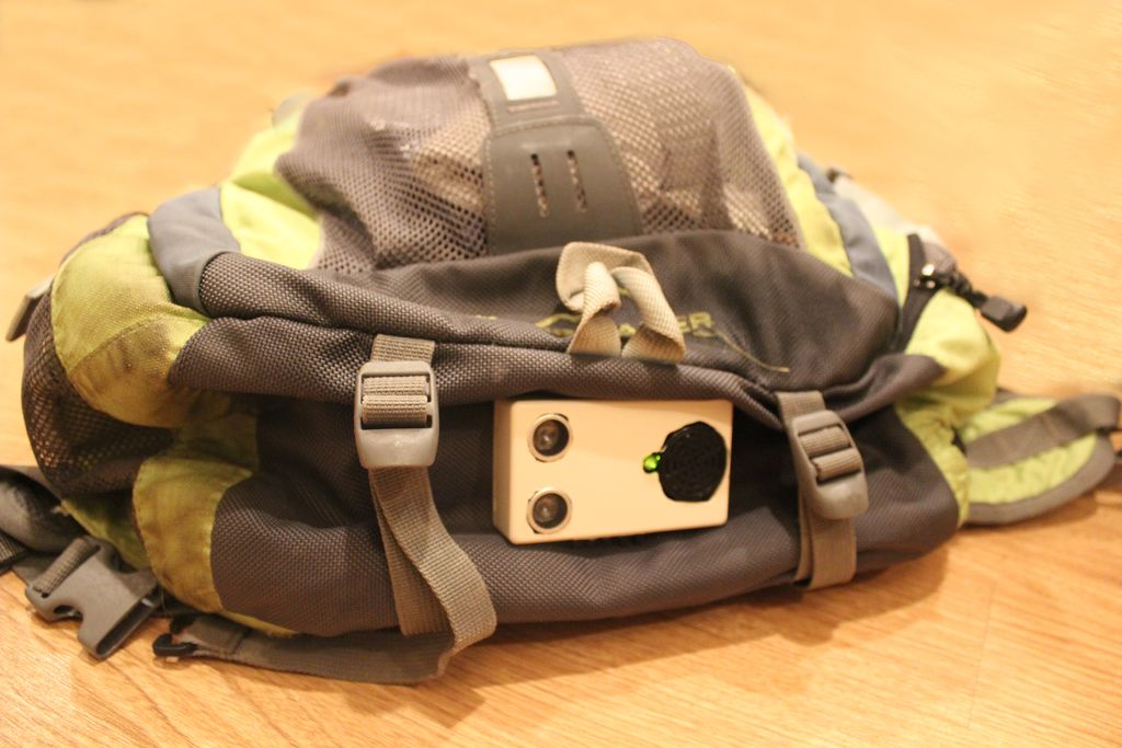 Backpack Anti-Theft Alarm using Arduino