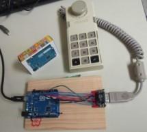 Classic Joystick to USB Adaptor using Arduino