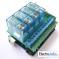 DIY Arduino 433MHz RF Receiver and Quad SPDT Relay Shield