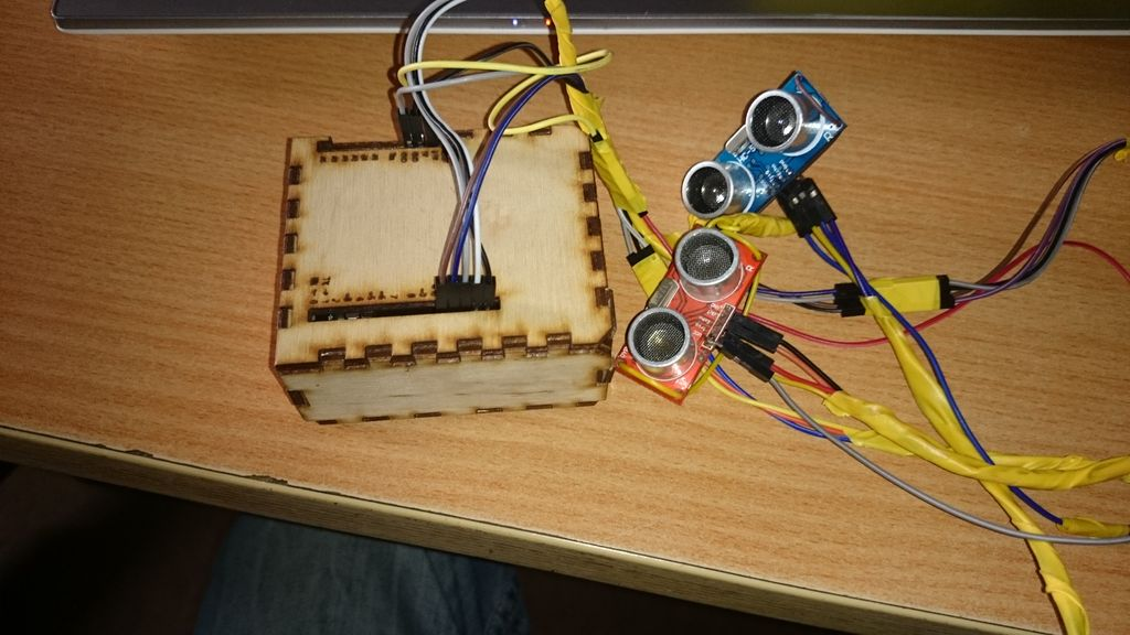 DIY navigation device for blind people using Arduino and Android smart phone