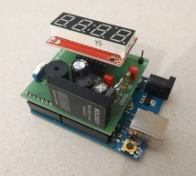 Do-it-yourself PIN-diode counter