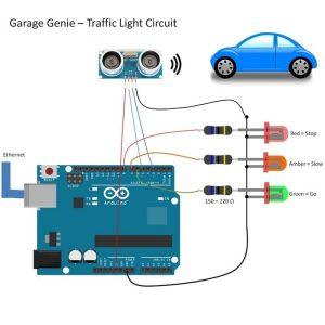 Garage Genie Parking Amp Remote Control Using Arduino Use