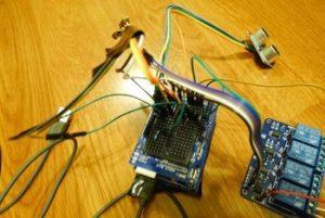 Non-Invasive Remote Garage Door Control