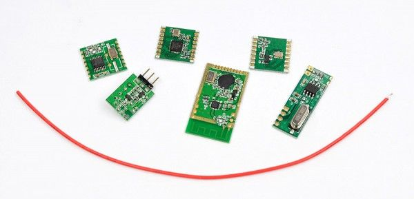 HOPERF – universal RF modules for surprising prices