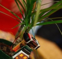Make your plant smile using Arduino