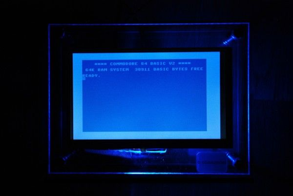 Memwa – a C64 Emulated on a STM32