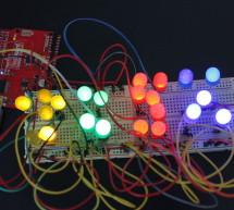 Mini BillBoard using Arduino