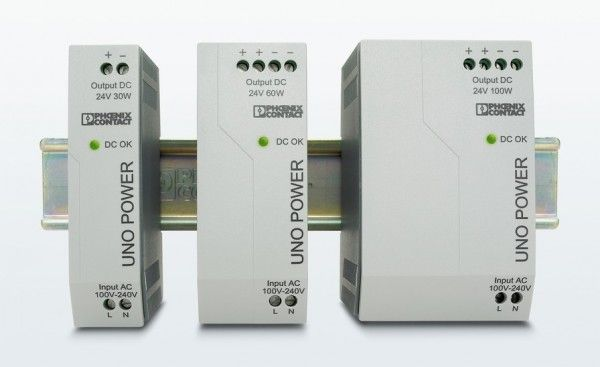 Power supplies Phoenix Uno Power – yes for three times