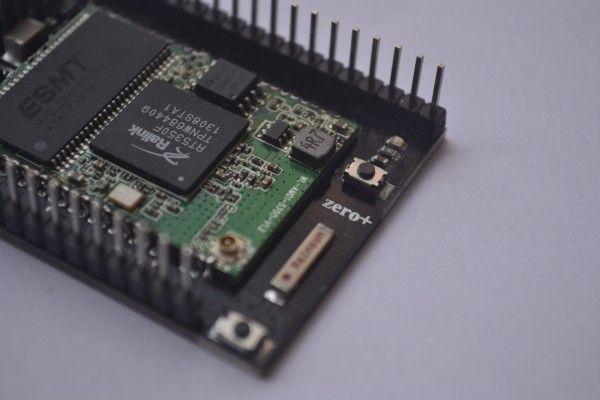 ZERO plus, Prototype your IOT product in seconds!