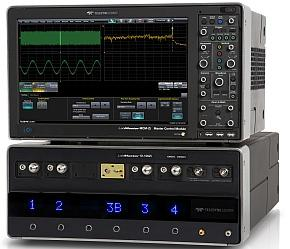 100 GHz real-time oscilloscope arrives