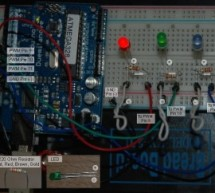 3 LED Crossfade with PWM and Arduino