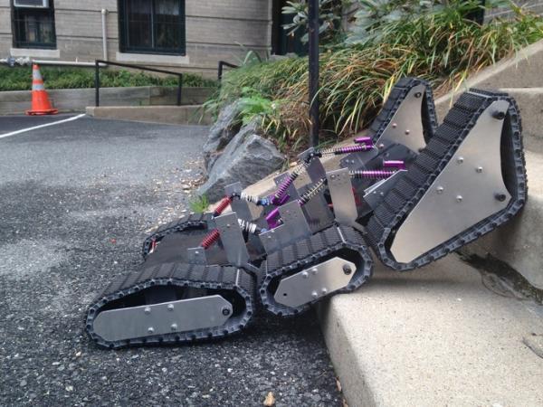 A versatile mobile robotic platform