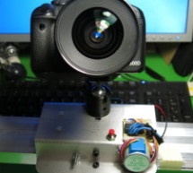 Arduino+Stepper Motor Camera Slider
