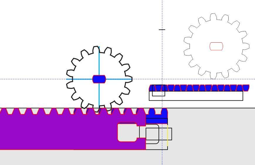 Arduino+Stepper Motor Camera Slider circuit