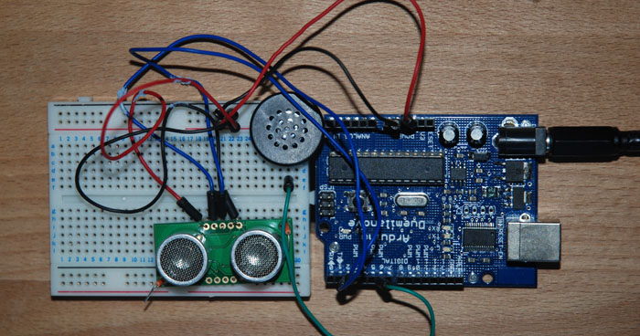 Arduino – A Basic Theremin