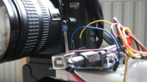 Arduino – motion triggered camera