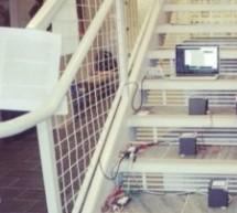 Arduino IR Musical Stairs