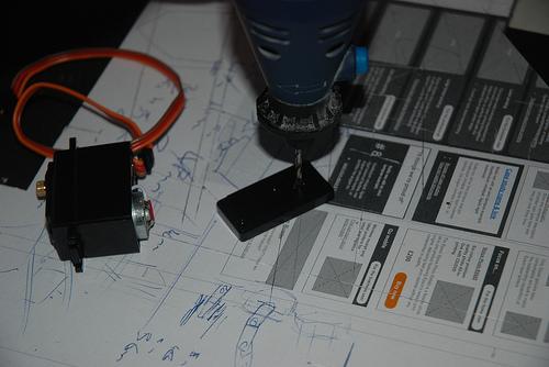 Arduino Robot Arm – LarryArm v0.1 servo modification