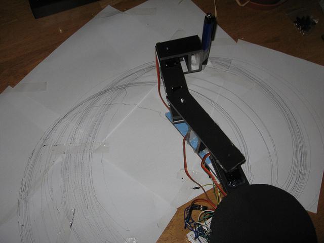 Arduino Robot Arm – LarryArm v0.1