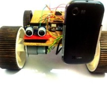 Arduino Robot V2 (Fast) Also Voice Controlled