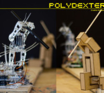 Polydexter: Arduino Robotic Translation Arm