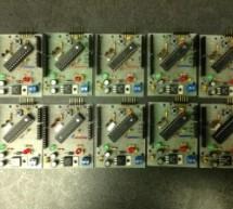 """Ayrduino"" Single-Sided Arduino Clone"