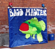 Bass Master 3000 Carnival Game using arduino