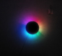 Charliexplexed LED Clock – Arduino