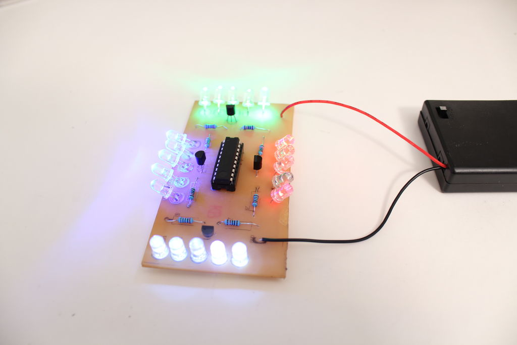 DIY Super Bright LED Skate Lights