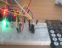 How to use the IR library with an attiny using Arduino