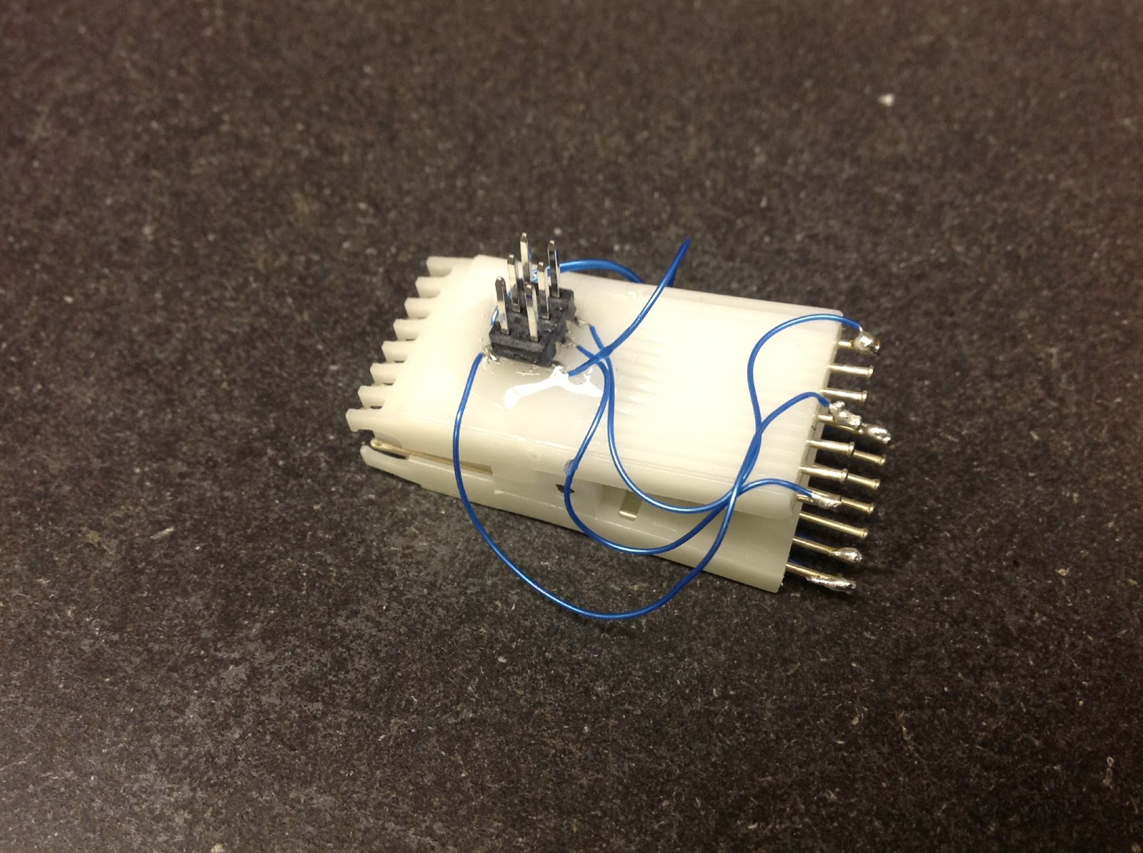 ISP Clip for ATtiny44 or 84