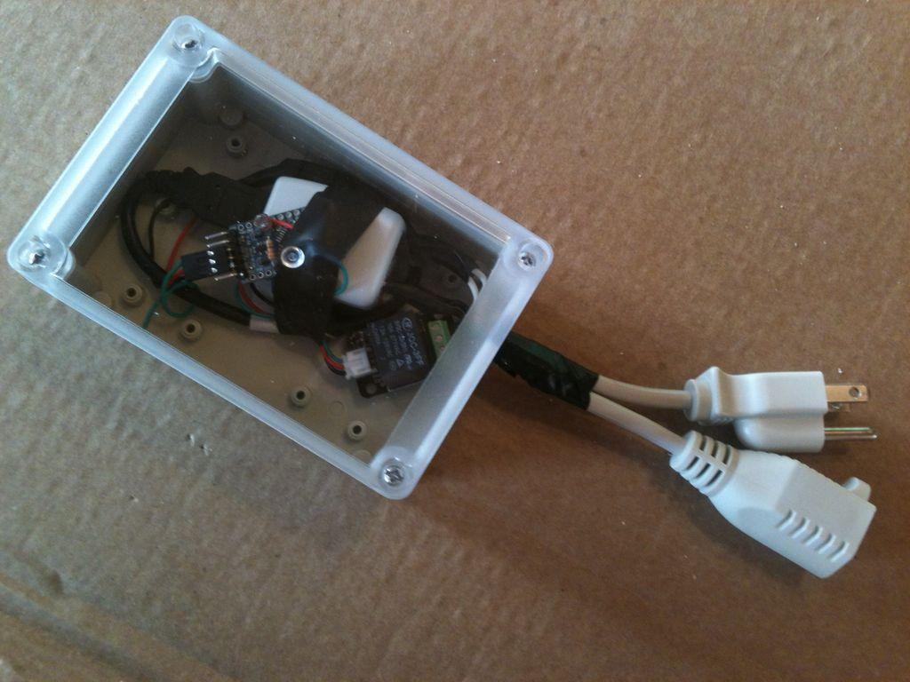Laser Pointer Switch using arduino