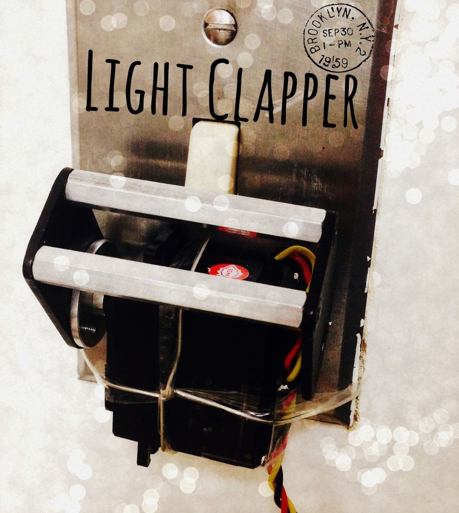 Light Clapper using arduino